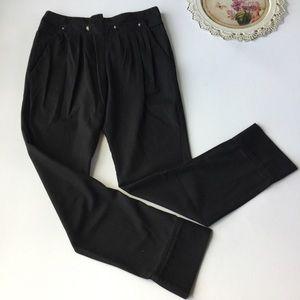 MANGO edgy cute pants